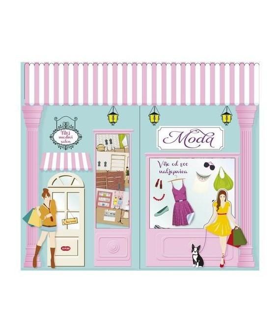 Larousse: Moj modni salon