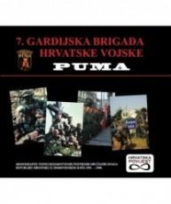 7. gardijska brigada Hrvatske vojske - Puma