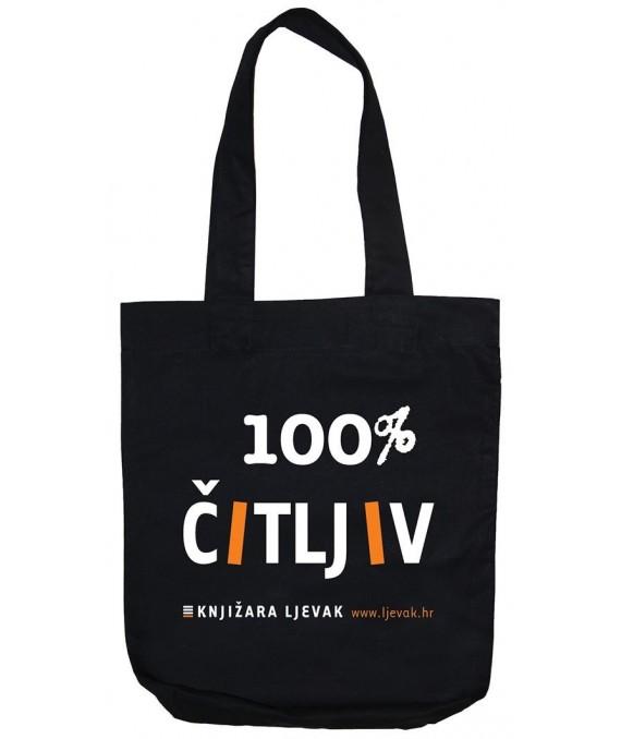Torba - 100% ČITLJIV