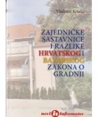 zajedničke sastavnice i razlike hrvatskog i bavarskog zakona o gradnji