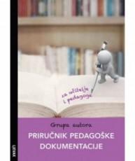 Priručnik pedagoške dokumentacije