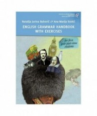 English Grammar Handbook with Exercises: for first year part-time students