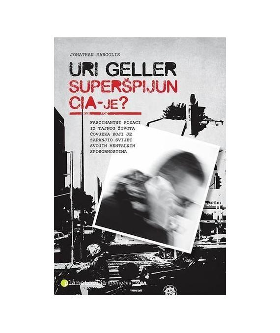 Uri Gellersuperšpijun CIA-je?
