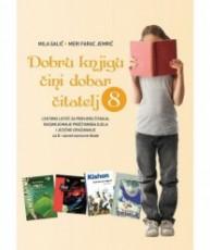 Dobru knjigu čini dobar čitatelj - Lektirni listići 8