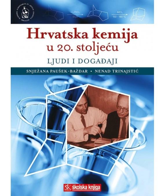 Hrvatska kemija u 20. stoljeću