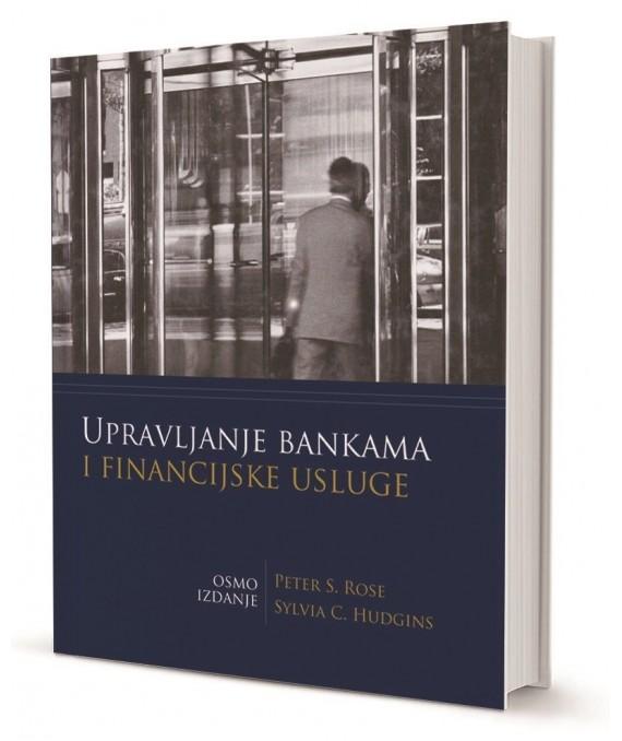 Upravljanje bankama i financijske usluge - 8. izdanje