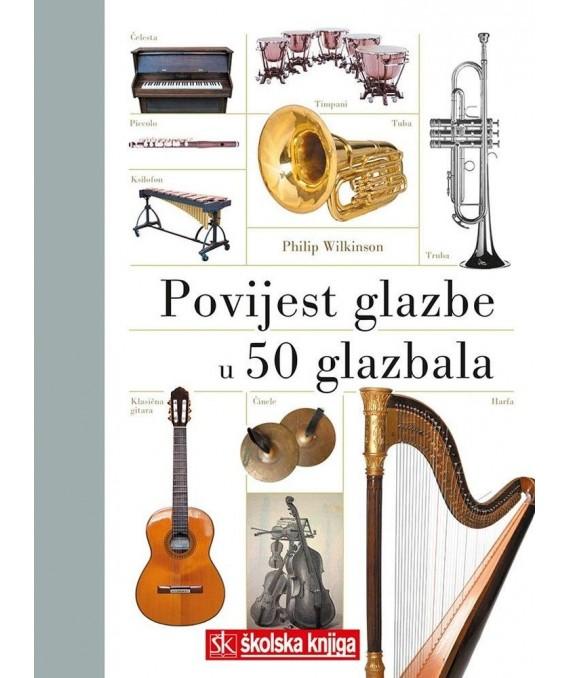 Povijest glazbe u 50 glazbala