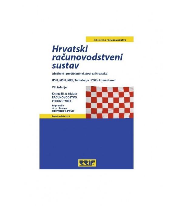 Hrvatski računovodstveni sustav