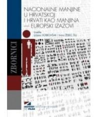 Nacionalne manjine u Hrvatskoj i Hrvati kao manjina