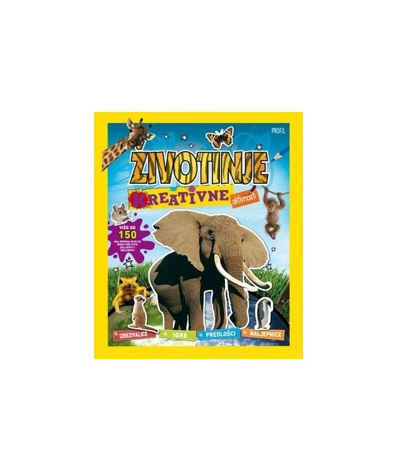 Kreativne aktivnosti: Životinje