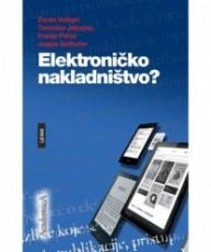 Elektroničko nakladništvo?