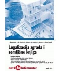 Legalizacija zgrada i zemljišne knjige