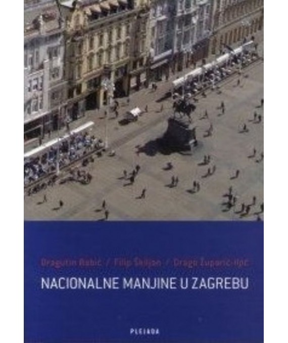 Nacionalne manjine u Zagrebu