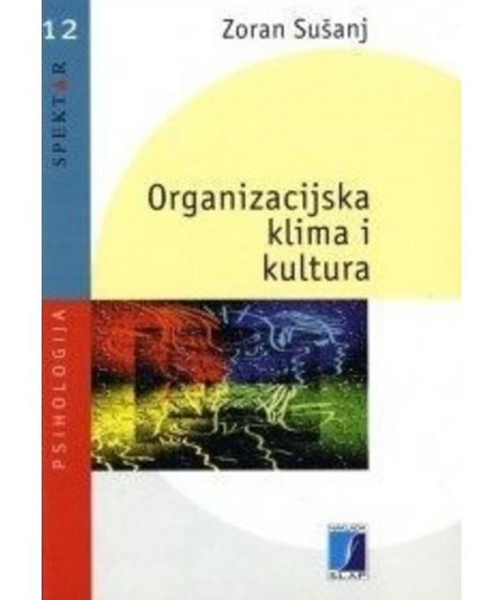 Organizacijska klima i kultura
