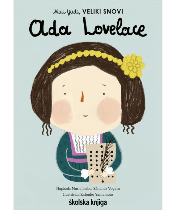 Mali ljudi, veliki snovi: Ada Lovelace