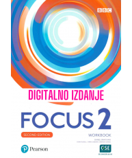 Focus 2 - Second Edition - Digitalna radna bilježnica
