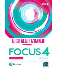 Focus 4 - Second Edition - Digitalna radna bilježnica