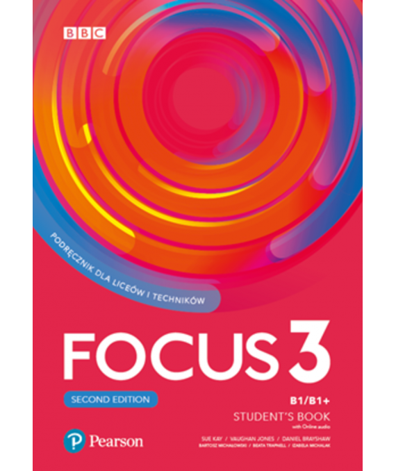 Focus 3 - Second Edition - Student's Book