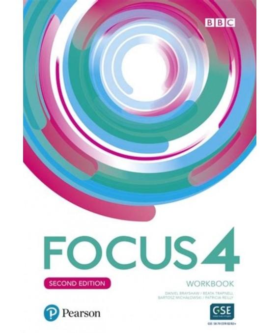 Focus 4 - Second Edition - Workbook
