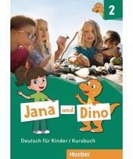 Jana und Dino 2 - Kursbuch