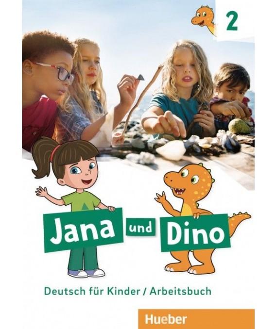 Jana und Dino 2 - Arbeitsbuch