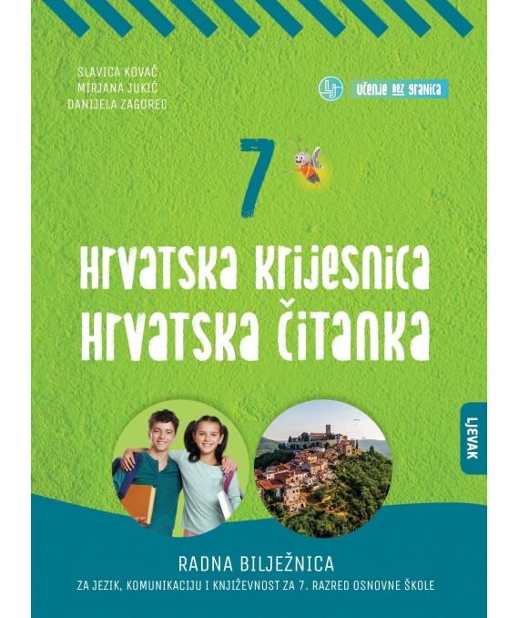 Hrvatska krijesnica 7 - Radna bilježnica