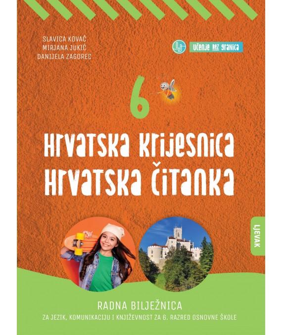 Hrvatska krijesnica 6 - Radna bilježnica