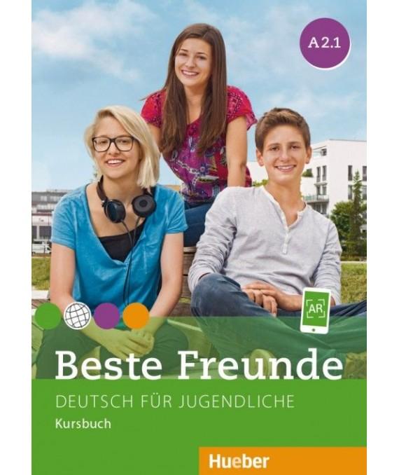Beste Freunde A 2.1 - Kursbuch