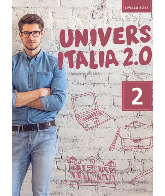 UNIVERSITALIA 2.0 B1/B2 LIBRO+2CD