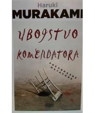 Ubojstvo komendatora - Knjiga druga