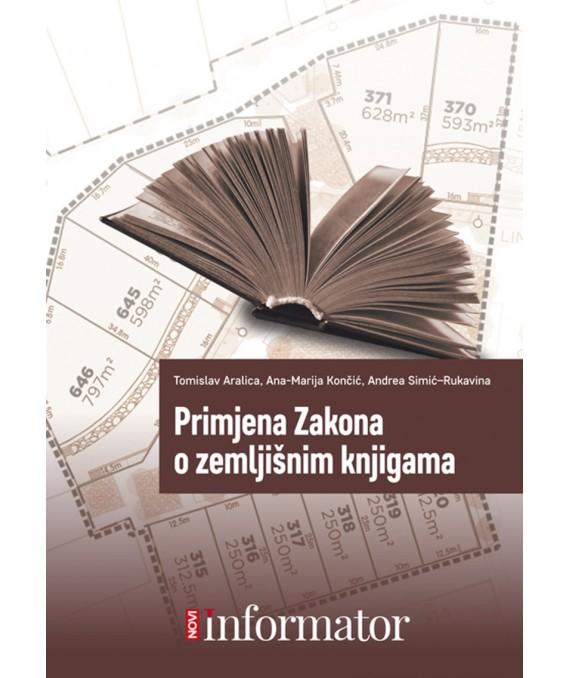 Primjena Zakona o zemljišnim knjigama