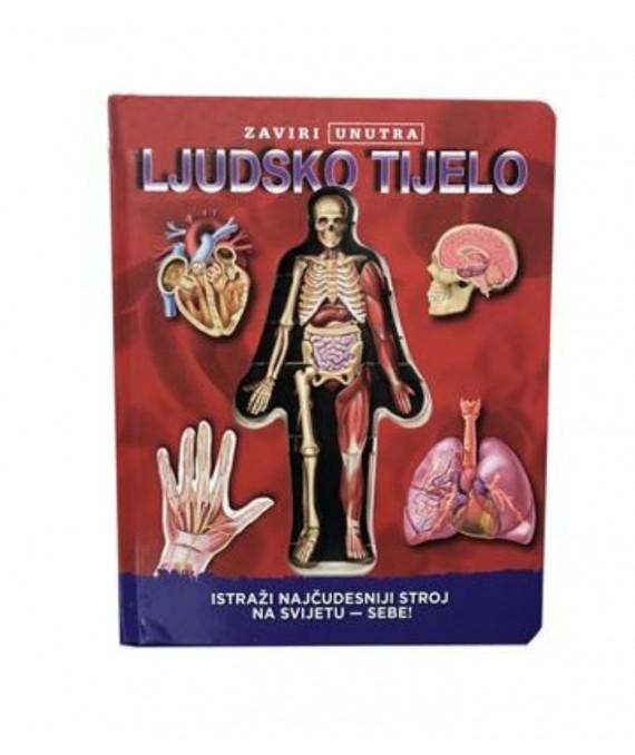 Ljudsko tijelo - zaviri unutra