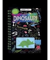 Ostruži i oboji: dinosauri
