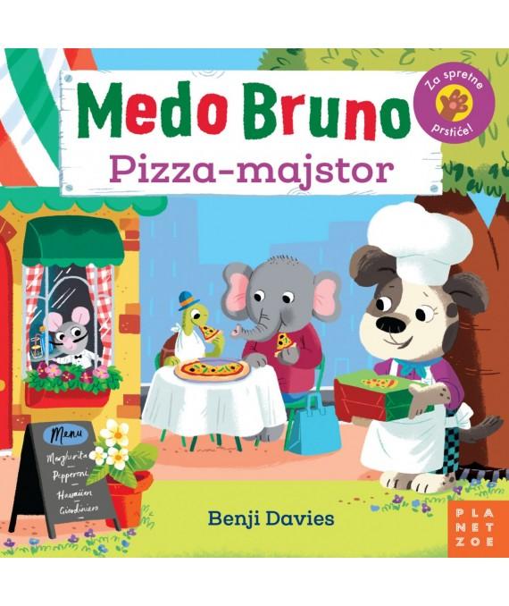 Medo Bruno: Pizza - majstor