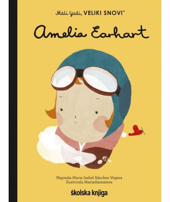 Mali ljudi, veliki snovi: Amelia Earhart