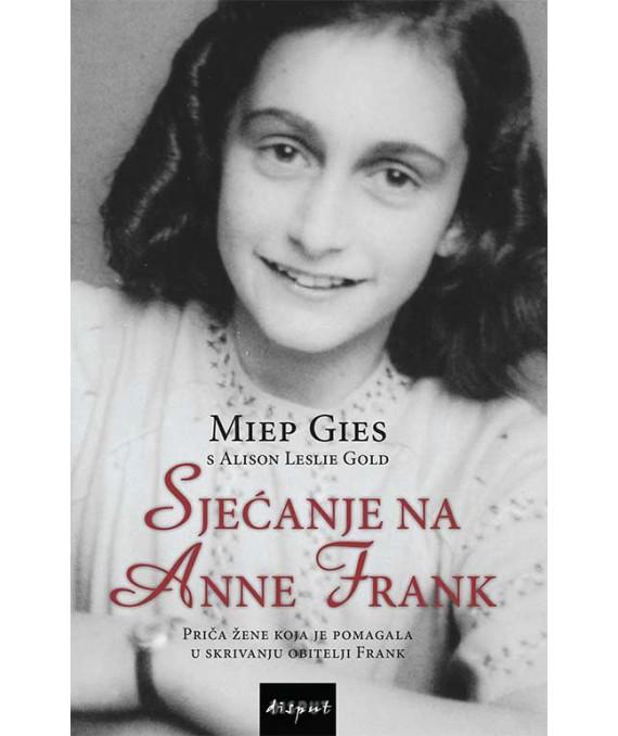 Sjećanje na Anne Frank