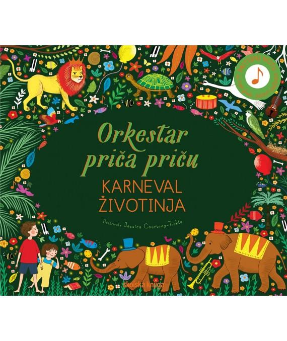 Orkestar priča priču: Karneval životinja