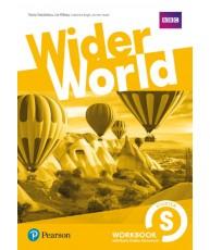 Wider World Starter - Workbook