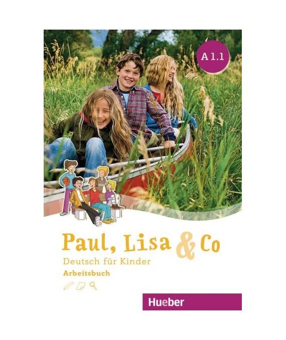 Paul, Lisa & Co - A1/1 - Arbeitsbuch
