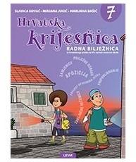 HRVATSKA KRIJESNICA 7 : radna bilježnica za 7. razred osnovne škole