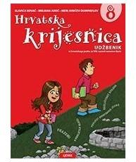 HRVATSKA KRIJESNICA 8 : udžbenik hrvatskoga jezika za 8. razred osnovne škole